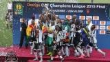 Конгоански тим спечели за 5-и път Африканската ШЛ