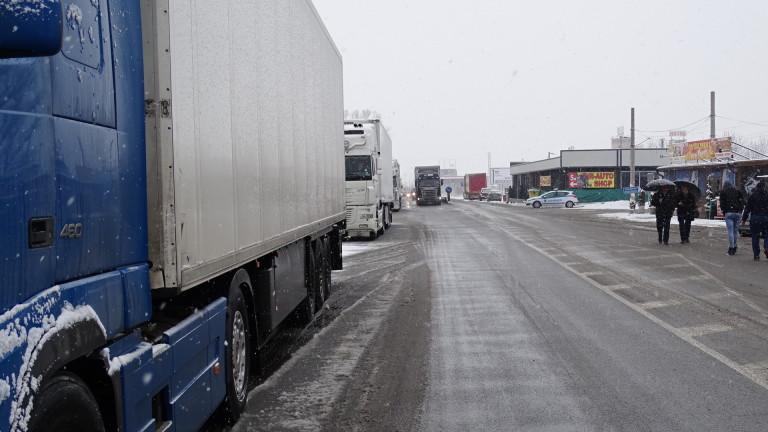 Гърция ограничава преминаването на автомобили над 1.5 т през границата