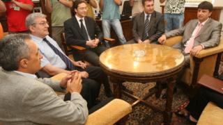 СДС и ДСБ се обединяват за местните избори