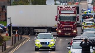 Четвърти задържан във Великобритания заради жертвите в камиона