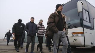 Украйна започва размяна на затворници с проруските сепаратисти