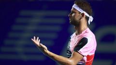 Григор Димитров с втора загуба на демонстративния турнир в Ница
