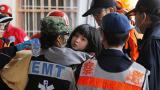 114 вече са жертвите на земетресението в Тайван