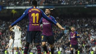 """Барса отново се забавлява на """"Бернабеу"""" - 3:0 срещу Реал (Мадрид) и място на финал за Купата на Краля!"""