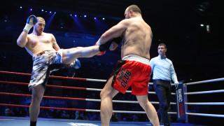 Андриян Димитров надигра с единодушно съдийско решение Христо Йорданов