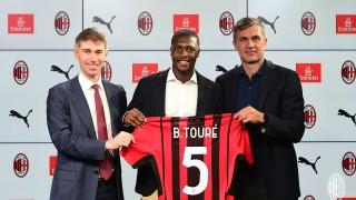Милан привлече национал на Сенегал