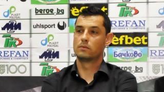 Томаш: Не съм доволен, но момчетата поне се стараха
