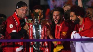 Юрген Клоп стана мениджър на сезона в Англия