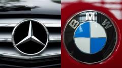 BMW изпревари Mercedes по продажба на луксозни автомобили