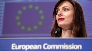 Мария Габриел одобрена за втори мандат като еврокомисар