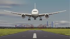 Самолет излезе от пистата в Истанбул