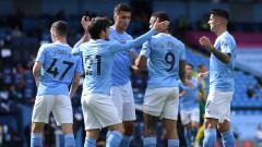 Манчестър Сити - Лион 0:0