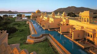 Най-добрите хотели в Индия