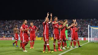Байерн (Мюнхен) с безупречен финал на поредния си шампионски сезон
