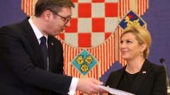 Хърватия и Сърбия затоплят отношенията след десетилетия конфликти