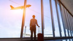 Как се борят със стреса преди полет на шотландско летище