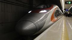 Нов влак-стрела от Хонконг е сигнал за високоскоростна интеграция с Китай