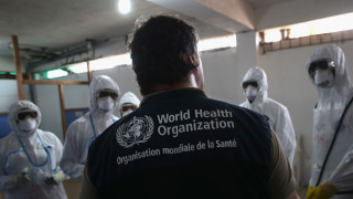 СЗО: Трети пореден ден рекорден брой заразени с коронавирус за денонощие