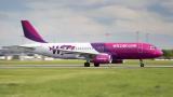 Wizz Air пуска 3 нови линии от София