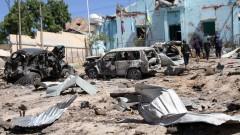 """Най-малко 10 души загинаха при нападение на """"Аш Шабаб"""" в Могадишу"""