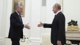 Путин звъннал на Ердоган за Идлиб