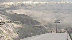 Опасност от нови лавини над Банско, предупреждават от ПСС
