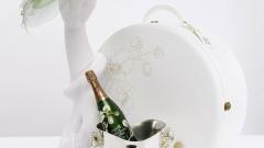 Дом Периньон пуска сватбено шампанско