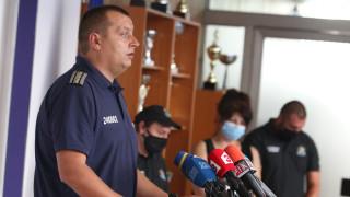 Полицията не иска медии на срещите й с протестиращите