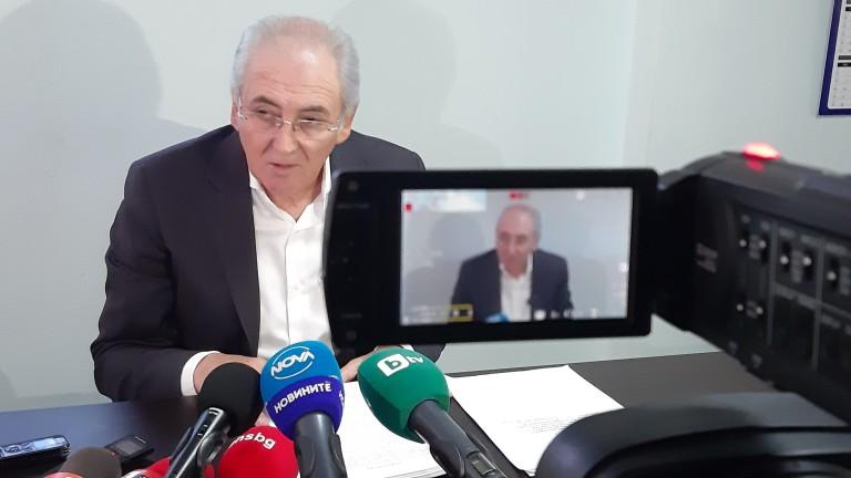 Лютви Местан: Не съм виновен, за да имам притеснения