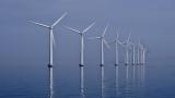 Дания е добила с вятър 43% от електричеството за 2017-а