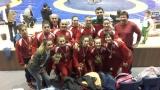 България с три отбора на Европейското първенство по борба в Унгария