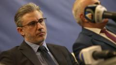 Изпълнителният директор на Левски Павел Колев делегат на Арсенал - Рен
