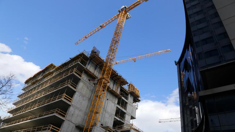 1415 са издадените разрешителни за строеж на сгради в началото на 2020 г.