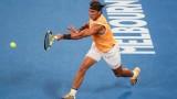 Рафаел Надал не се затрудни с австралиец в Мелбърн