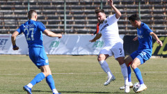 Славия - Арда 3:2, втори гол на Макрилос