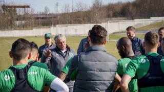 Стоев: Няма как да победим Левски в София и да губим точки в Разград