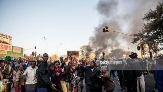 Петима загинали при протест в ЮАР