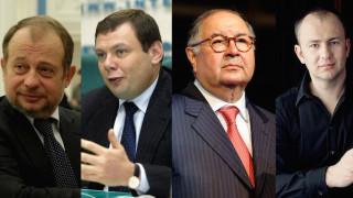 Руските милиардери забогатяха с $3,3 милиарда от началото на годината