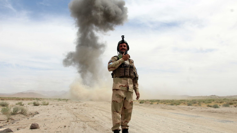 Двама американски войници загинаха в Афганистан, се казва в съобщение