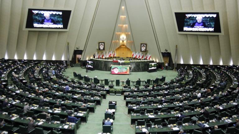 Президентът на Иран Хасан Рохани призова иранските депутати да