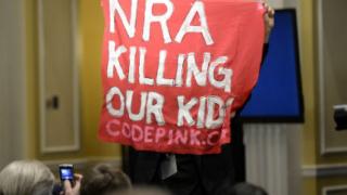 """Влиятелната """"оръжейна"""" NRA обвини видео игрите за трагедията в Нютаун"""