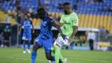 Левски и Черно море завършиха 2:2 в мач от Първа лига