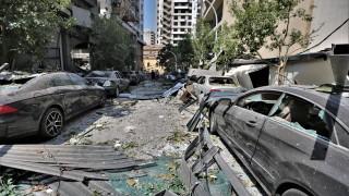 Няма пострадали българи в Бейрут
