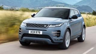 Новият Range Rover Evoque е тук
