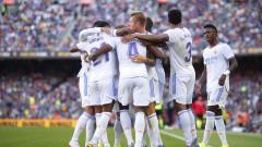 Реал триумфира над Барселона в Ел Класико