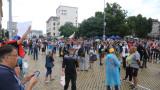 """Ден 30: Протестиращите отново блокираха движението на """"Орлов мост"""""""