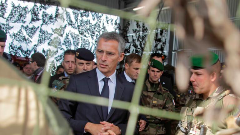 НАТО: Днес светът е много по-опасно място