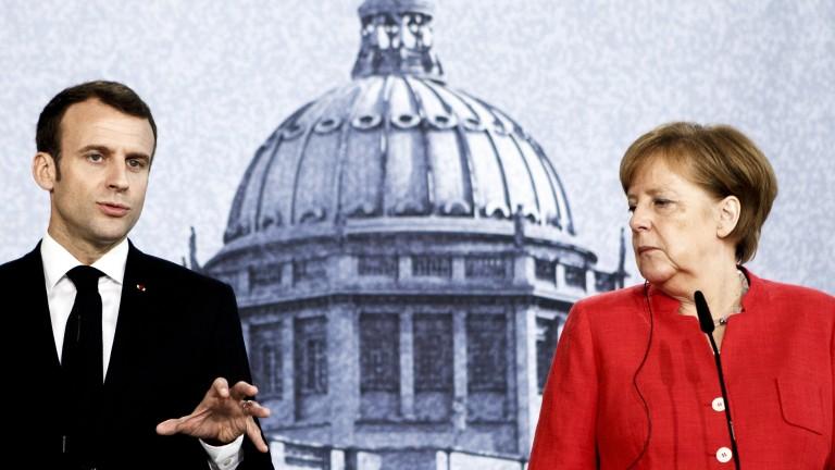 Германският канцлер Ангела Меркел сигнализира, че има желание да постигне