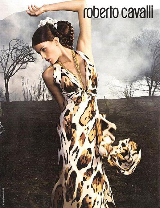 Cavalli - просташки рокли не съществуват