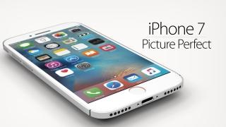 iPhone 7 може да разполага с три камери и стерео звук